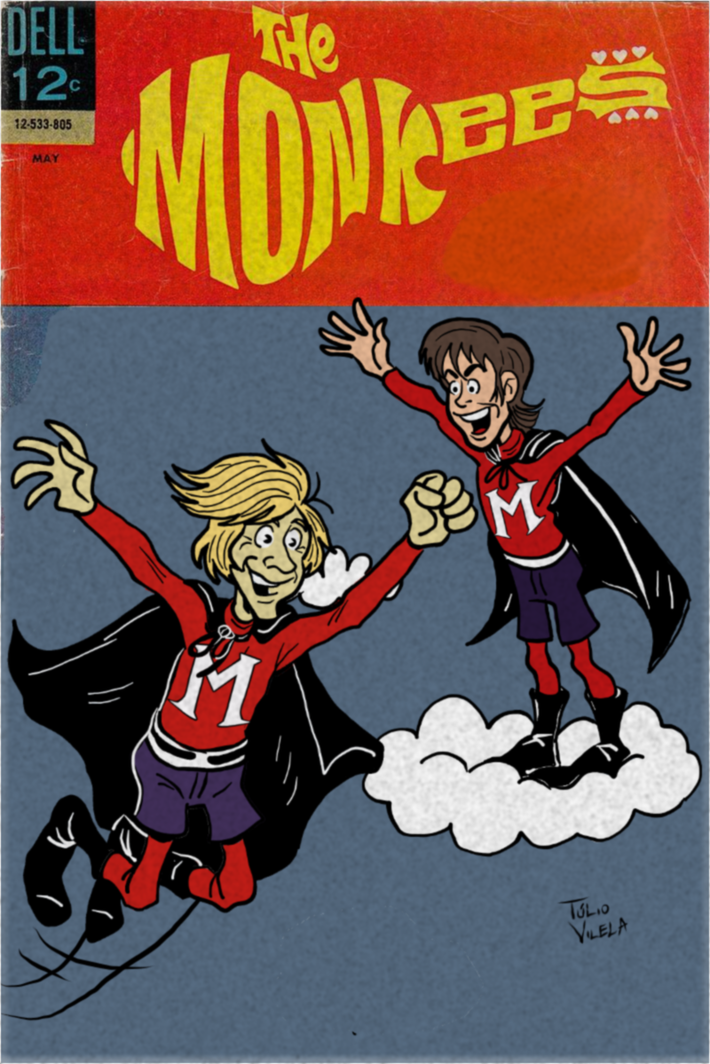 Tribute for Peter Tork and Davy Jones