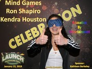 Mind Games: Think, Learn & Have Fun!!! at Launch Trampoline Park on January 15, 2019.