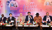 World Radio Day Celebrated at 7th Global Festival of Journalism