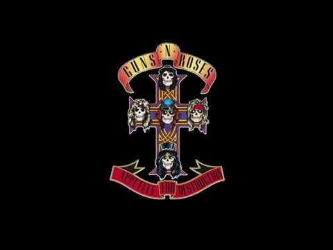 Guns N' Roses - Anything Goes / Lyrics