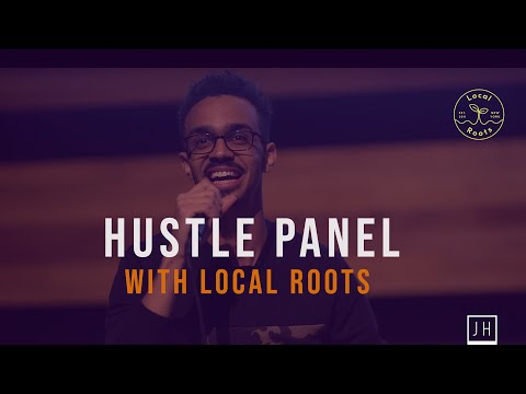 HUSTLE: John Henry with Wen-Jay of Local Roots