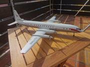Cubana IL-18 1:72 scale Model