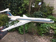 LOT Polish Airlines IL-62 1:50 scale Die-Cast Display Model before Restoration