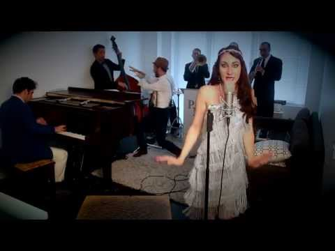 Wiggle - Vintage 1920s Broadway Jason Derulo Cover feat. Robyn Adele Anderson