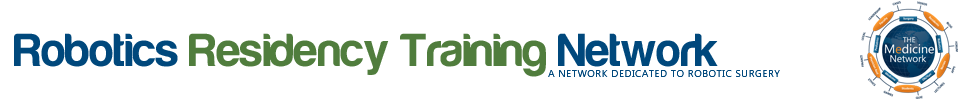 Robotics Residency Training Network