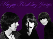 Happy Birthday George Harrison  :-)