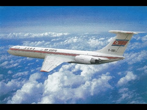 THE SIGHT & THE SOUND 6/12 : Air Koryo IL-62M P-881 inflight documentary from Pyongyang to Pyongyang
