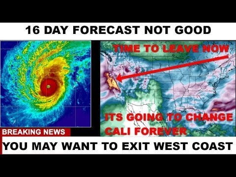 16 DAY FORECAST ITS GOING TO BE BAD   #WEATHER WARFARE LIVE!! #ANALYSIS