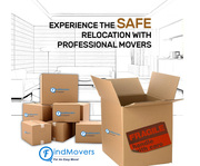 Experience the Safe and Secure Relocation with Professional Packers and Movers Company Services in Gurgaon City - FindMovers