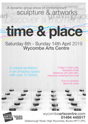 Time and Place Sculpture Exhibition