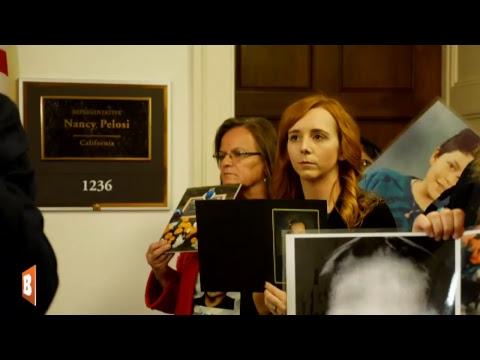 LIVE: Trump Women Storm Nancy Pelosi's Office