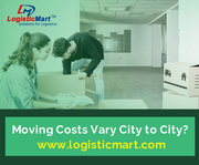 Moving Costs Vary City to City in Hyderabad City - LogisticMart