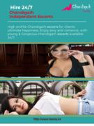 Hire 24X7 Chandigarh Independent Escorts