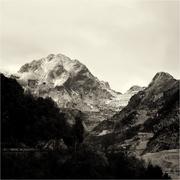Città d'ombre e di tosse amara - Cave di Carrara - 2109