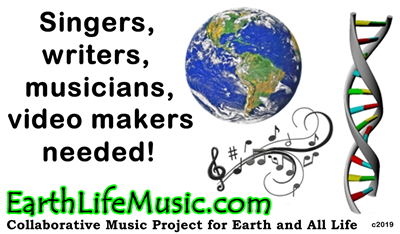 The EarthLifeMusic.com Project