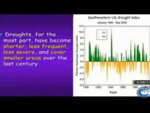 Prof Don Easterbrook Crashes the Global Warming Party