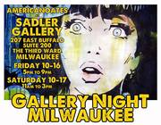Milwaukee Gallery Night
