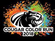 Half Moon Bay High School Cougar Color Run