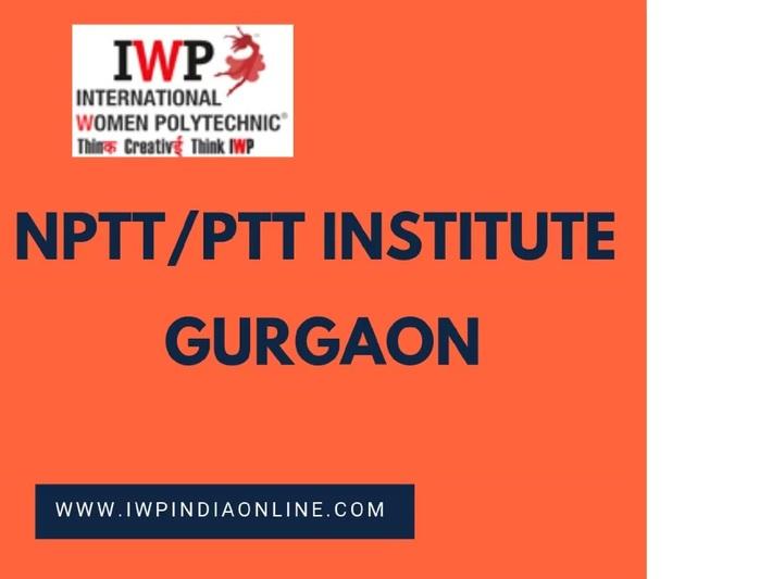 Best NPTT or PTT Institute Gurgaon