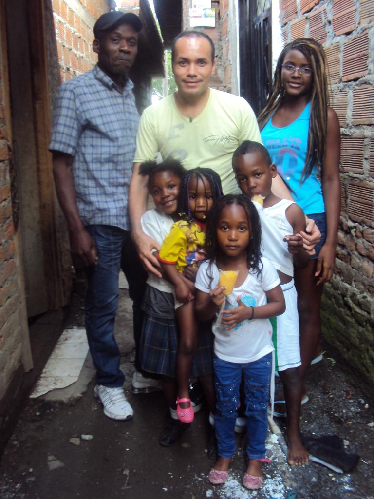 Fundación amor amore, Cali Colombia
