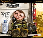 Paul Combs - Drawn By Fire