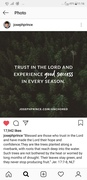 Trust in Lord .