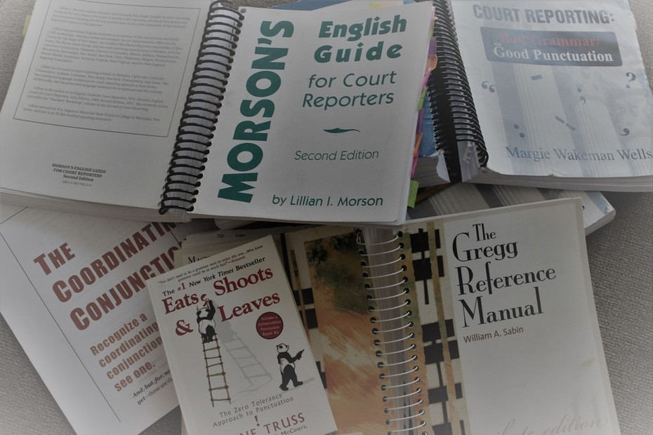 Proofreading materials