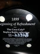 Brown Vintage Coke Advertising Bottle