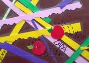 Tape ART Katerina Nikoltsou