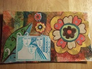 Mail Art for Bonniediva