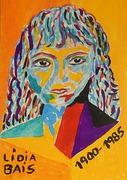 Envie mail art Tema Lidia Bais
