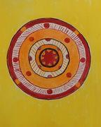 Mail art Mandala