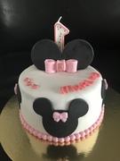 Minnie Mouse meptaartje