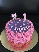 Minnie Mouse Cakesmash