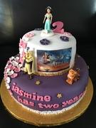 Aladdin taart