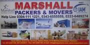 Marshall Packers & Movers in Islamabad