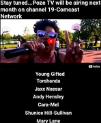 Poze TV Channel 19 Comcast_Young Gifted
