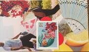 Ariel mermaid postcard