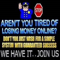 """Aren""""t You Tired Of Losing Money"""