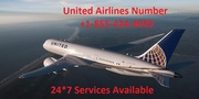 United Airlines Number +1-855-424-4029 USA (Toll-Free)