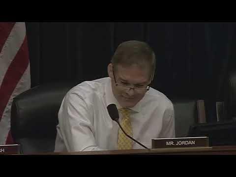 Ranking Member Jim Jordan Opening Statement: Public Testimony of Michael Cohen