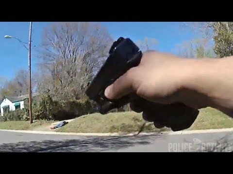 Bodycam Shows Fatal Police Shooting in Charlotte, North Carolina