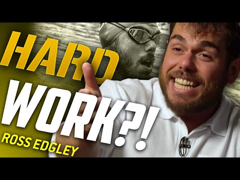 HARD WORK IS THE ANSWER & THE QUESTION IS IRRELEVANT - Ross Edgley | London Real