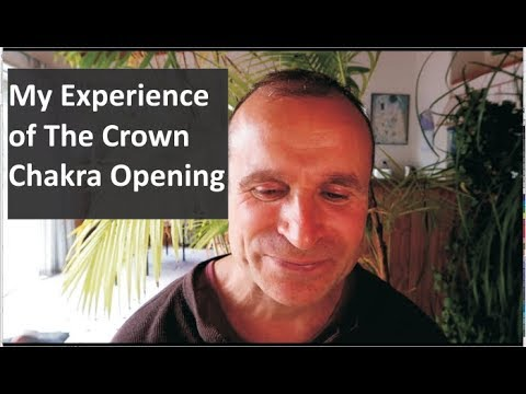 Experience of The Crown Chakra Opening | How to Realize Supreme Happiness in Meditation