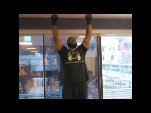 The After Holiday Work Out by Dale Cummings -  Kamal Imani TV