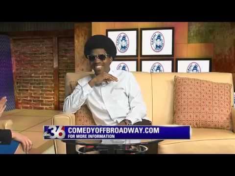 Mike E. Winfield - Comedy off Broadway 9-16