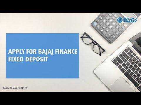 Steps to start investing in Bajaj Finance Fixed Deposit