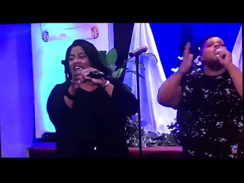 MARIE DELLA THOMAS & FAMILY @ HARVEST ARMY INTERNATIONAL   part  2 MOV