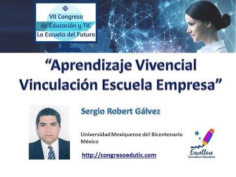 VII Congreso EduTIC Ponencia Vinculación Escuela y Empresa