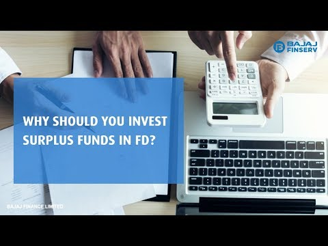 FD vs Savings Account – Where should you invest? | Bajaj Finance Fixed Deposit
